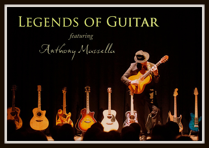 Legends Of Guitar featuring AM